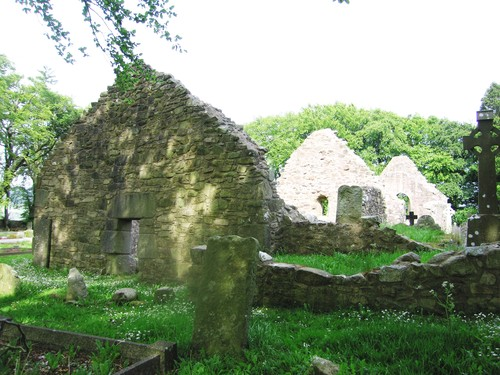 Killevy Churches