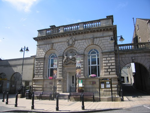 Former Northern Bank, 40 Upper English Street, Armagh