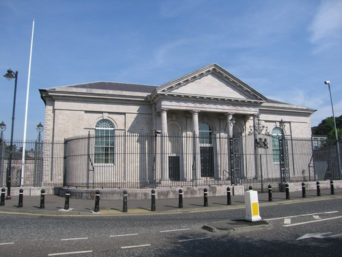 Court House, The Mall, Armagh