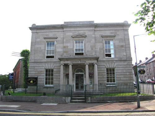 Trustee Savings Bank, 1 Victoria Street, Armagh