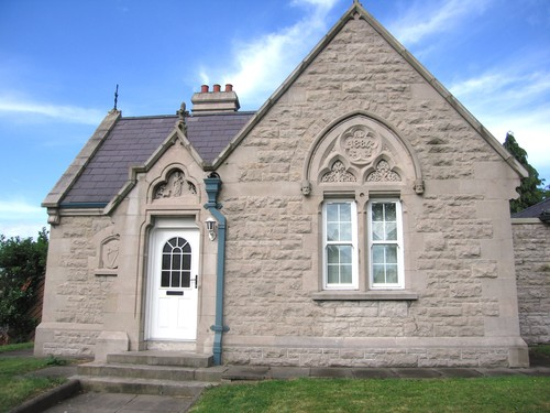 Sexton's Lodge, St. Patrick's RC Cathedral, Cathedral Road, Armagh