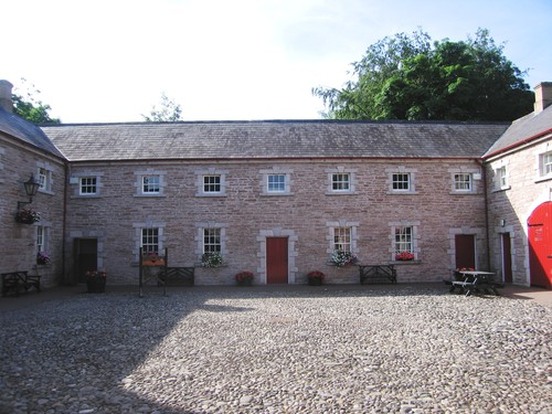 Coach Yard & Stables, Bishop's Place, Armagh