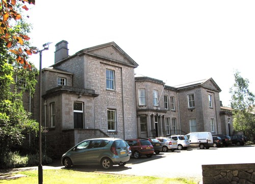 The Main Building, St. Luke's Hospital, Loughgall Road, Armagh