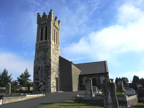 St. Andrew's C of I Church, Maghery Road, Milltown