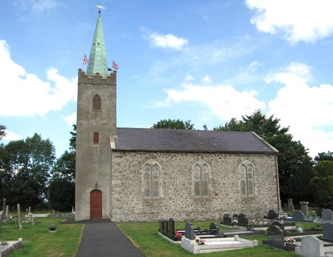 Ardmore Parish Church, Derryadd, Craigavon