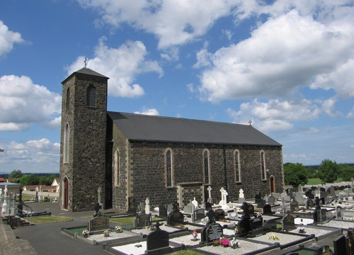 St. Patrick's RC Church, Aghacommon, Craigavon