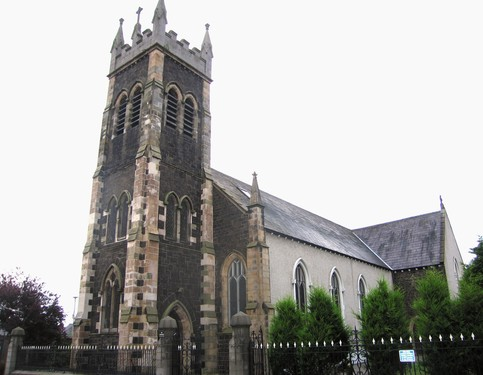 St. Patrick's RC Church, William Street, Portadown
