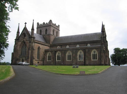 St. Patrick's COI Cathedral, Armagh