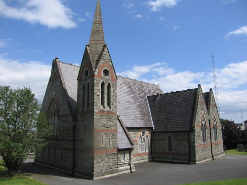 Christ Church, Church Road, Bessbrook