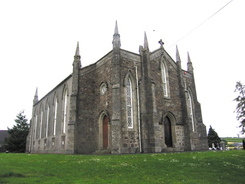 St. Luke's C of I Church, Mullaghglass