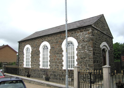Methodist Church, Keady Street, Markethill