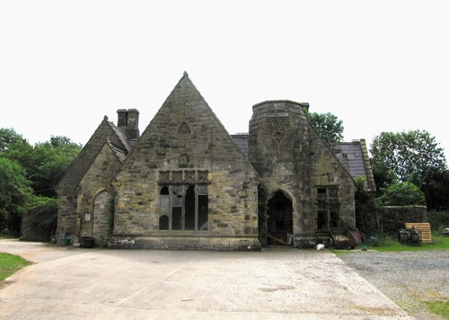Main Buildings, Former Tynan Railway Station, Coolkill Road, Tynan