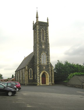 St. James' RC Church, Market Street, Tandragee