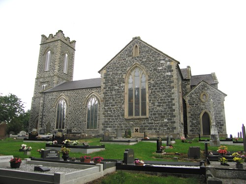 St. Mark's Church, Church Street, Tandragee