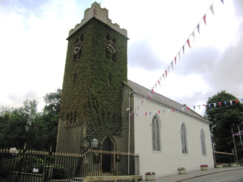 St. Matthew's Church, The Square, Richhill