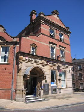 First Trust Bank, 48 English Street, Armagh