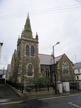 St. Patrick's Church of Ireland, Whitehead