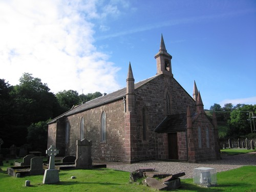 Layde Parish Church, Cushendall
