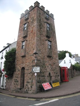 Turnly's Tower, Cushendall