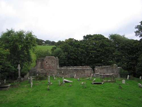 Layd Church Ruins, Layd
