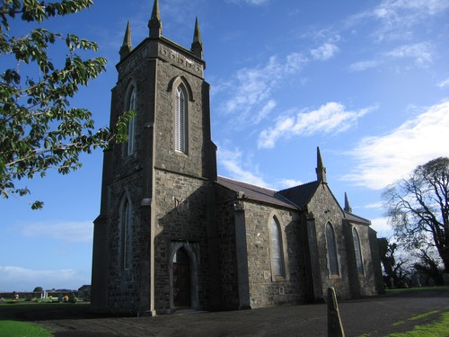Derrykeighan Parish Church (St. Colman's), Castlecatt Road, Dervock