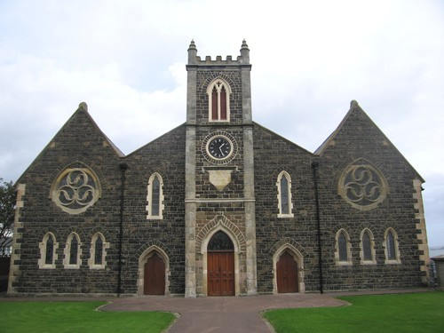Holy Trinity Church, Main Street, Portrush