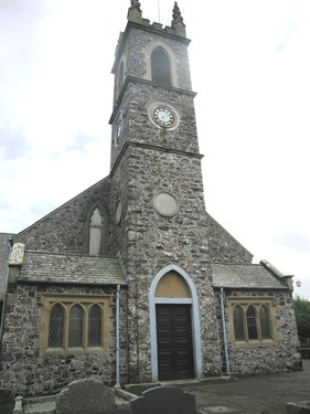 St. Aidan's Church of Ireland, Glenavy