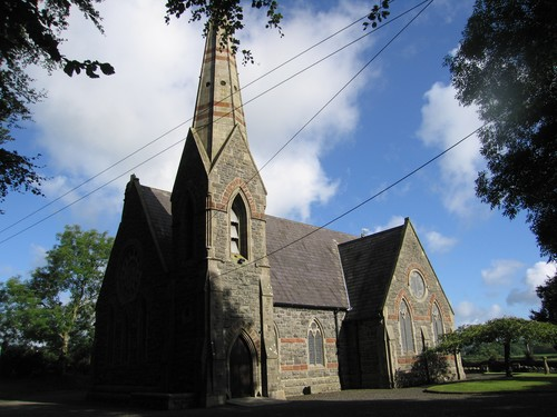 St. Bride's Church of Ireland, Kilbride Road, Doagh