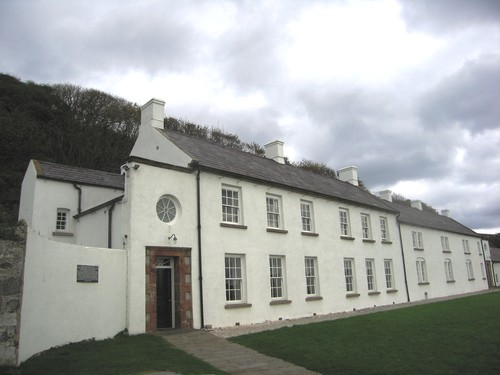 Manor House, Rathlin Island