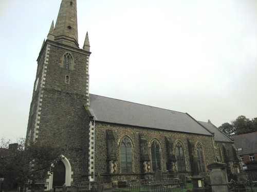 Christ Church Cathedral, Market Square, Lisburn