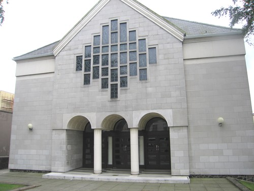First Lisburn Presbyterian Church, Market Square, Lisburn