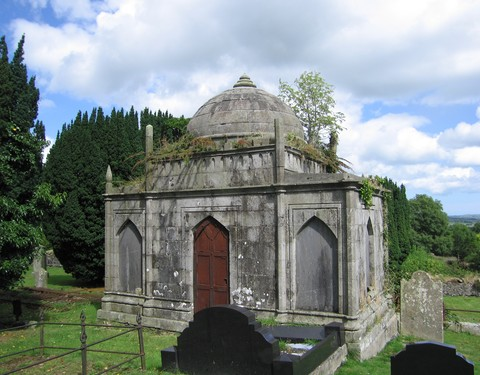 Stephenson Mausoleum, Kilbride Presbyterian Church, Moyra Road, Doagh
