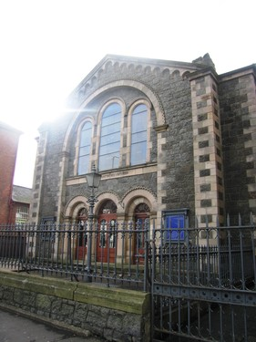 Railway Street Presbyterian Church, 31 Railway Street, Lisburn, BT28 1XP