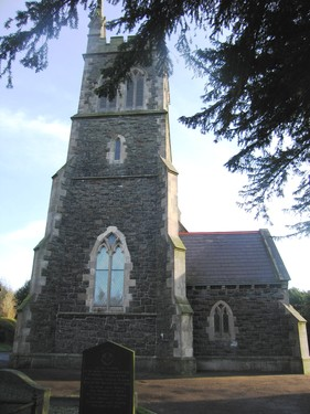 Carnmoney Parish Church, 73 Church Road, Newtownabbey