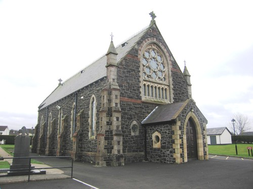 RC Church of the Sacred Heart, Culcrum Road, Cloughmills, BT44 9NH