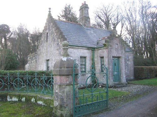 Gate Lodge, Magherintemple, 47 Churchfield Road, Ballycastle