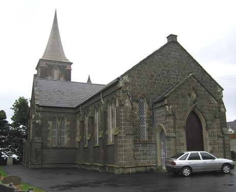 St. John's Church of Ireland, Ballycarry
