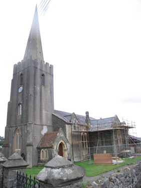 St. Patrick's Church of Ireland, The Cloney, Glenarm, BT44 0AB