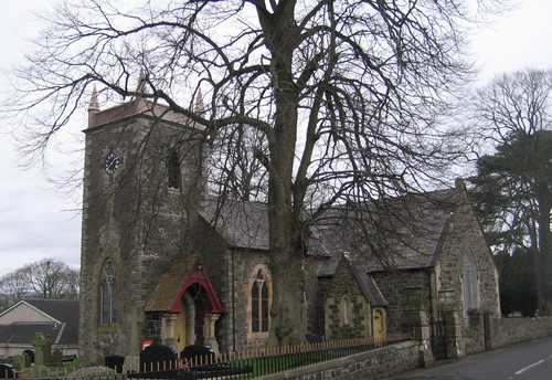 St. Patrick's Church of Ireland, Rathkeel Road, Broughshane