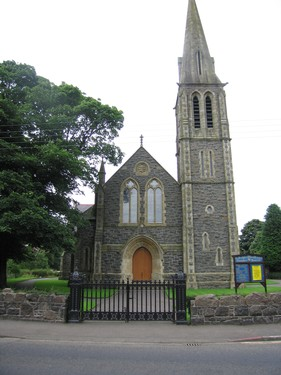Cunningham Memorial Church, Presbyterian Church, Cullybackey