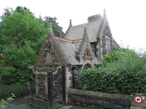 Gate Lodge, People's Park, Ballymoney Road, Ballymena