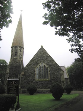 St. Colmanell's Church of Ireland, Church Road, Ahoghill