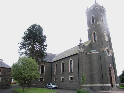 St. Comgall's RC Church, Castle Street, Antrim