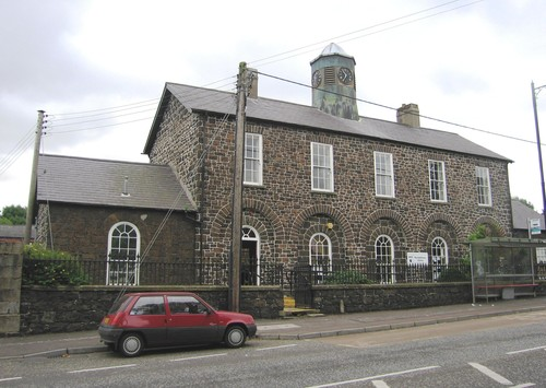 Public Library, New Street, Randalstown, BT41 3AF