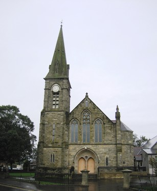 Trinity Church, Rodeing Foot, Ballymoney