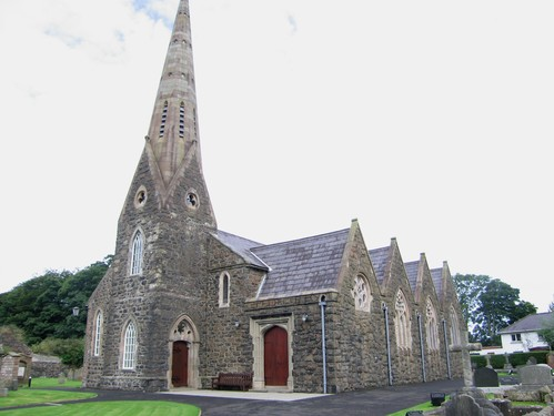 St. Patrick's C of I Church, Church Street, Ballymoney