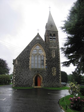St. Mary's RC Church, Ballymena Road, Portglenone