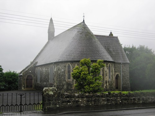 St. Andrew's C of I Church, Rasharkin