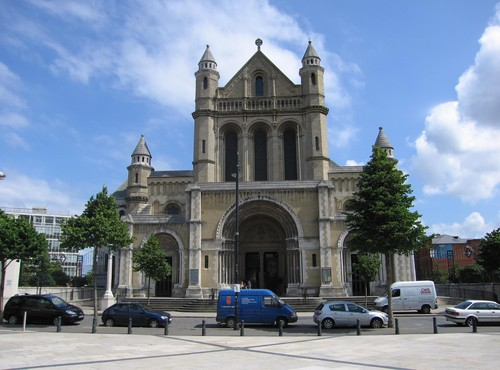 St. Anne's Cathedral, Donegall Street, Belfast