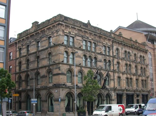 Lyttle's and McCausland's Warehouses, 34-38 Victoria Street, Belfast